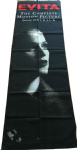 EVITA - USA PROMO ONLY 6ft IN-STORE DISPLAY BANNER